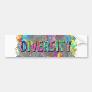 Adesivo Para Carro Diversidade