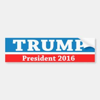 Adesivo Para Carro Donald Trump