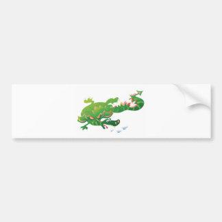 Adesivo Para Carro Dragão-puttpuff--02