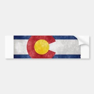 Adesivo Para Carro Engrenagem de Colorado