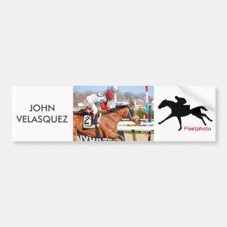 Adesivo Para Carro Envie-lhe dentro - John Velasquez
