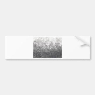 Adesivo Para Carro Esboço do lápis. Cursos da hachura. #002a