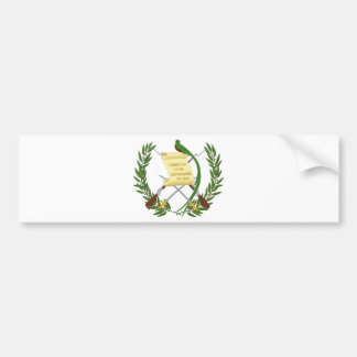 Adesivo Para Carro Escudo de armas de Guatemala - brasão