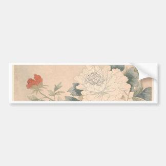 Adesivo Para Carro Estudo da flor - YUN Bing (chinês)