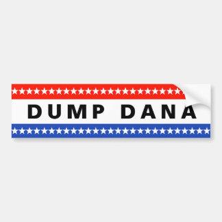 Adesivo Para Carro Etiqueta de Dana da descarga