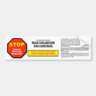 Adesivo Para Carro Etiqueta para cofres fortes & casas