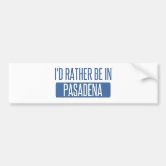 Adesivo Para Carro Eu preferencialmente estaria em Pasadena TX