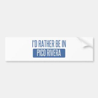 Adesivo Para Carro Eu preferencialmente estaria em Pico Rivera