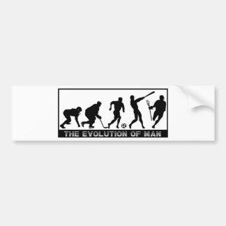 Adesivo Para Carro Evolução do Lacrosse