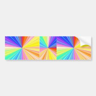 Adesivo Para Carro Faísca de ColorWheel - aprecie a alegria da parte
