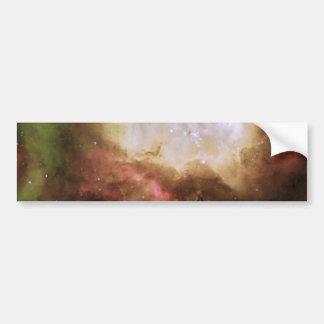Adesivo Para Carro Fantasma delével na nebulosa de Carina