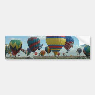 Adesivo Para Carro Festa Albuquerque do balão