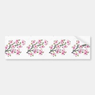 Adesivo Para Carro Flores de cerejeira 4