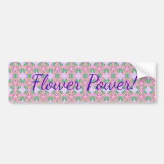 Adesivo Para Carro Flower power!