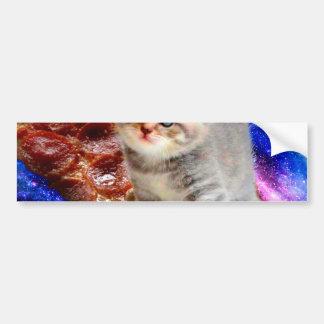 Adesivo Para Carro gato da pizza - gatos bonitos - gatinho - gatinhos