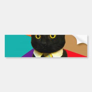 Adesivo Para Carro gato do negócio - gato preto