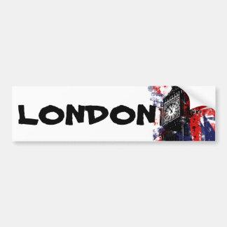 Adesivo Para Carro Grâ Bretanha - Londres