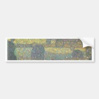 Adesivo Para Carro Gustavo Klimt - casa de campo pela arte de