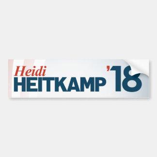 Adesivo Para Carro Heidi Heitkamp para o Senado