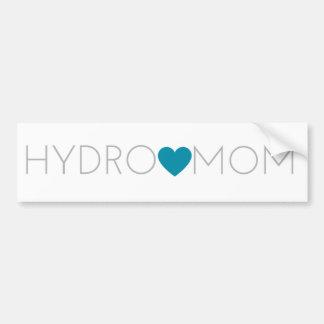 Adesivo Para Carro Hidro mamã