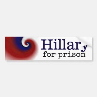 Adesivo Para Carro Hillary para o autocolante no vidro traseiro da