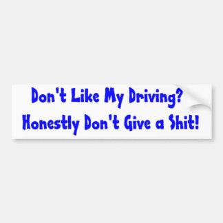 Adesivo Para Carro Honestidade