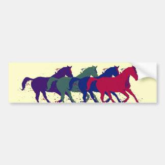 Adesivo Para Carro horse