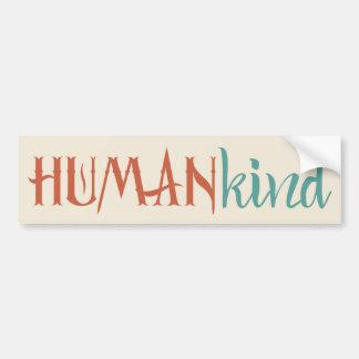 Adesivo Para Carro Humanidade