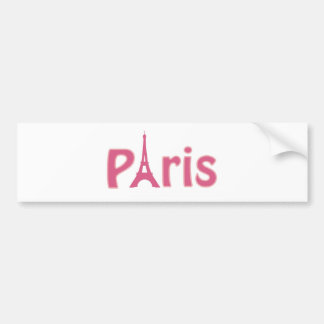 Adesivo Para Carro Imagem da torre Eiffel