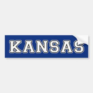 Adesivo Para Carro Kansas