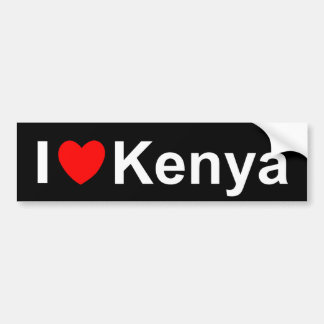 Adesivo Para Carro Kenya