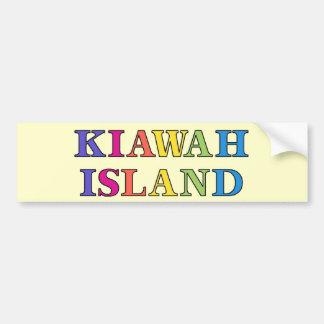 Adesivo Para Carro Kiawah Island