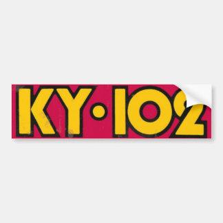 Adesivo Para Carro KY102 anos 80 abundante da velha escola Sticker-70