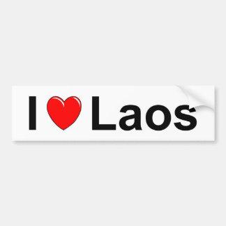 Adesivo Para Carro Laos