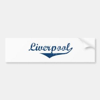 Adesivo Para Carro Liverpool