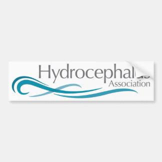Adesivo Para Carro Logotipo da associação da hidrocefalia