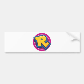 Adesivo Para Carro Logotipo reduzido da ruptura