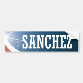 Adesivo Para Carro Loretta Sánchez 2016