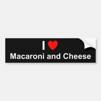 Adesivo Para Carro Macarrão e queijo