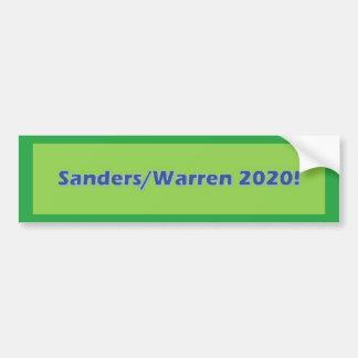 Adesivo Para Carro Máquinas de lixar/Warren 2020!