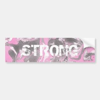Adesivo Para Carro Mármore cor-de-rosa e cinzento