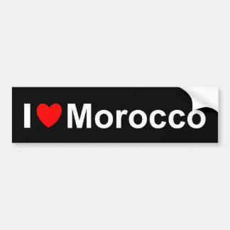 Adesivo Para Carro Marrocos