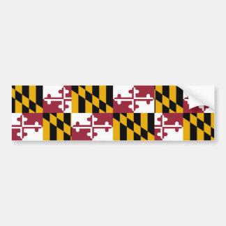 Adesivo Para Carro Maryland, os Estados Unidos
