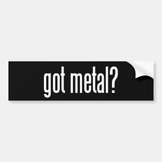 Adesivo Para Carro Metal obtido?