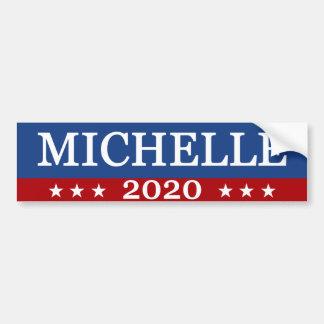 Adesivo Para Carro Michelle 2020