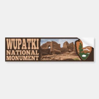 Adesivo Para Carro Monumento nacional de Wupatki