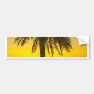 Adesivo Para Carro Nascer do sol da palmeira