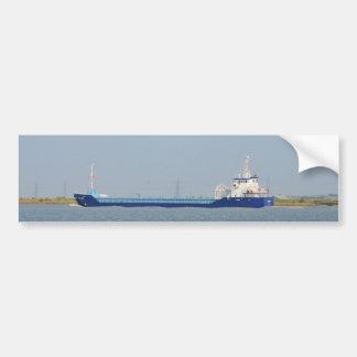 Adesivo Para Carro Navio de carga geral Zeeland