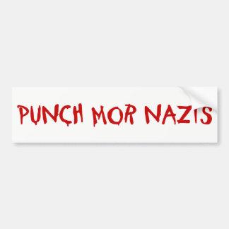 Adesivo Para Carro Nazis da ANSR do perfurador