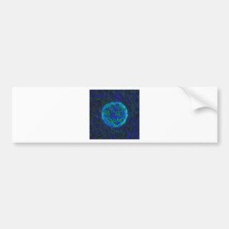 Adesivo Para Carro Nebulla abstrato com o Cir cósmico galáctico da